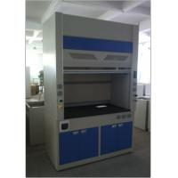 China All steel laboratory fume cupboeard for college  science lab furniture equipment on sale