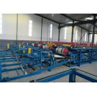 Automatic EPS Sandwich Panel Roll Forming Machine With PLC Control System Manufactures