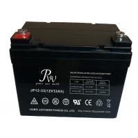 SLA Sealed Lead Acid Battery 12V33AH Maintenance Free Manufactures