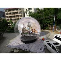 Decoration / Promotion Musical Snow Globes , Customized Snow Globes For Kids Manufactures