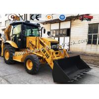 Backhoe Loader Heavy Construction Equipment SAM388 More Than 5 Years Warranty Manufactures