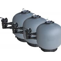 Plastic Mold Side Mount Fiberglass Sand Filter 360*449*710mm Dimension Manufactures