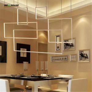DIY Minimalism Hanging Modern Led Pendant Lights For Dining Living Room suspension luminaire suspendu LED Pendant Lamp F Manufactures