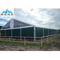 Fireproof ABS Wall Aluminum Sporting Event Tents 20x50m For Permanent Match Manufactures