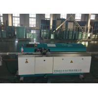 Double Glass Silicone Extrusion Machine , Sealant Extruder Low Power Consumption Manufactures