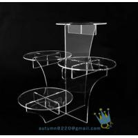 CD (20) crystal cake stand Manufactures