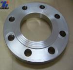 ansi b16.5 RF 1.5inch Gr2  titanium blind flange,Class 150  SO flange Manufactures