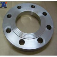 Quality ansi b16.5 RF 1.5inch Gr2  titanium blind flange,Class 150  SO flange for sale