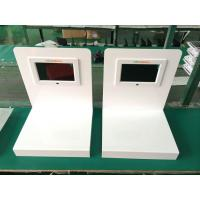 7 Inch 5MM White Acrylic POS LCD Display With 128MB - 8GB Flash Memory Card Manufactures