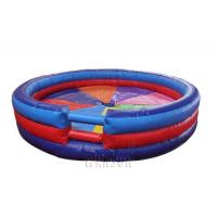 China Waterproof Sports Themed Bounce House Revolution Wheel Inflatable Mat Eco - Friendly on sale