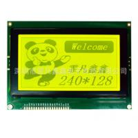 240×128 Dots Graphic LCD Display Module 144.0x104.0x12.5 Outline Dot Matrix Type Manufactures