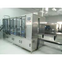 Small Scale Soda Bottling Equipment , Carbonated Soft Drink Production Line Glass Bottle Manufactures