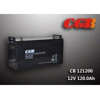 CB121200 12V 120AH High Capacity Lead Acid Battery Non Spillable Maintenance Free Manufactures