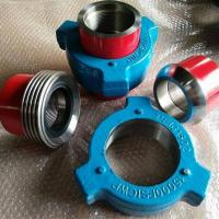 API Forged FMC WECO Fig 100 206 400 602 1002 1502 Female Hammer Union For Oilfield Manifold Manufactures