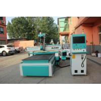 No Deformed CNC Wood Cutting Machine High Stability With Air Cooling Spindle Manufactures