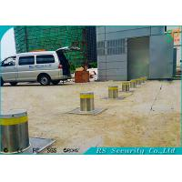 Access Control System Retractable Hydraulic Rising Bollards for Car Park Manufactures