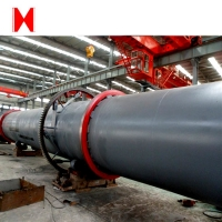 China Construction Hydraulic Small 200t/H Cement Rotary Kiln on sale