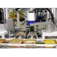 Delta Parallel Link Robot For Auto Biscuit / Moon Cake Sorting Packing High Effective Manufactures