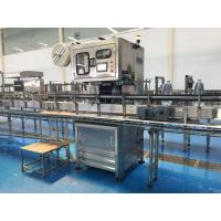Bottled Water Production Machine , Complete Mineral Water Bottling Plant Manufactures