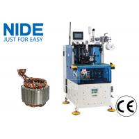 Servo Double Sides Stator Winding Lacing Machine Low Noise Automatic Manufactures