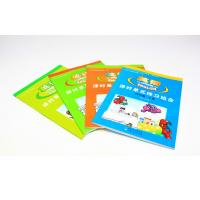 Sewn Binding Childrens Book Printing Art Paper With Soft Cover For Promotional Manufactures