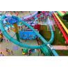Water Park Slide Aqua Loop Big Water Slides Adult Swimming Pool Water Slide Manufactures