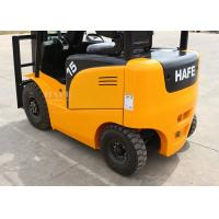 Full AC Electric Forklift Truck 1.5T Capacity 500mm Load Center With Curtis Controller Manufactures