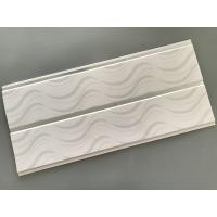 Water Resistant Bathroom Wall Panels Convenient Installation / Disassembly Manufactures