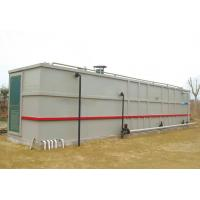 High Performance Package Water Treatment Plant , Mbr Sewage Treatment Plant For River Manufactures
