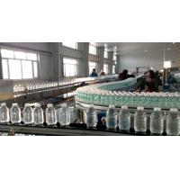 Spring / Groundwater Drinking Water Production Line For Bottle 200 - 2000ml Manufactures