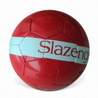 Mini Size Soccer Ball for Children, with CE Mark and 12.7 to 13.2cm Diameter, Weighs 120 to 160g Manufactures
