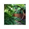 Buy cheap Garden Decoration Metal Steel Sculpture Corten Steel Round Sculpture from wholesalers