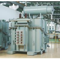 Energy Efficient Induction Furnace Transformer 10kV For Factory , Low Loss Manufactures