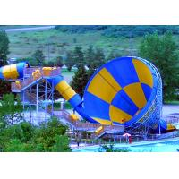 Holiday Villa Funny Great Wolf Lodge Tornado Slide Video / Centre Parcs Slides Manufactures