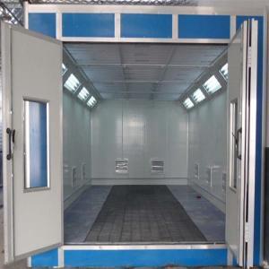 60 M3/Min Sa2 Sa2.5 Q2610 Sand Blasting Room Energy Saving Manufactures