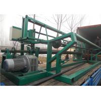 Buy cheap High Efficiency Gabion Mesh Machine 4m Width Fast Speed Automatic Stop And Counter from wholesalers