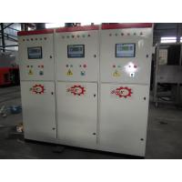 Three 250KW Diesel Generator Control Panel Synchronized Control System 500A Manufactures