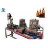 Semi - Auto Essential Oil Liquid Cosmetic  Filling Machine With Peristaltic Pump Manufactures