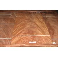 Dard Red Crown Cut Veneer Mohagany Crotch , Natural Wood Veneer Manufactures