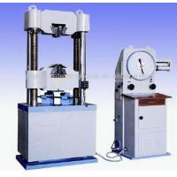 hot sale and lower price Analog Display Hydraulic Universal Testing Machine WE-1000C Manufactures