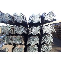 Mild Angle Iron Bar , Hot Rolled Unequal Steel Angle Fire Proof Manufactures