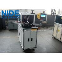 Pneumatic Rotor Slot Wedge Inserting Machine / Automatic Coiling Machine Manufactures