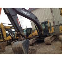 Quality EC210BLC Used Volvo Excavator Made In Korea , Volvo Hydraulic Crawler Excavator  for sale