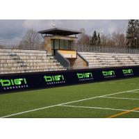 Large Football Stadium LED Display Outdoor Full Color Water Resistant Manufactures