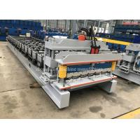 High rib Glazed metal roofing machines for sale Manufactures