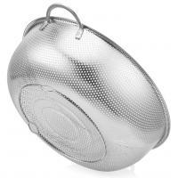 China Enamel Stainless Steel Colander on sale