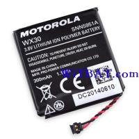 Buy cheap Moto 360 Smart Watch Battery WX30 SNN5951A from wholesalers
