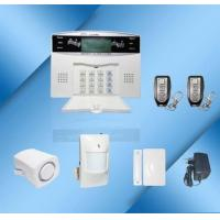 China Home Security PSTN Wireless Alarm System with LCD,Voice on sale