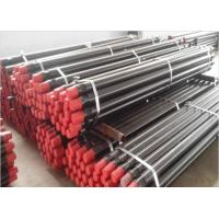 Well Drill Oil Hardened Drill Rod Friction Welding Durable Black Yellow Color Manufactures