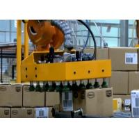 High Speed Automated Robot Palletizer with Safety Protection Facilities Manufactures